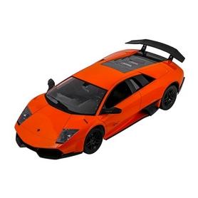 Фото 5 к товару Автомобиль радиоуправляемый Meizhi Lamborghini LP670-4 SV 1:10 оранжевый
