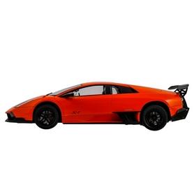 Фото 7 к товару Автомобиль радиоуправляемый Meizhi Lamborghini LP670-4 SV 1:10 оранжевый