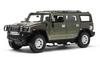 Автомобиль радиоуправляемый Meizhi Hummer H2 1:10 зеленый - фото 1