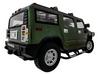 Автомобиль радиоуправляемый Meizhi Hummer H2 1:10 зеленый - фото 5