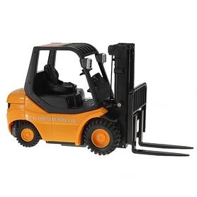 Фото 2 к товару Автопогрузчик радиоуправляемый Forklift 1:20 черный