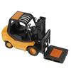Автопогрузчик радиоуправляемый Forklift 1:20 черный - фото 6