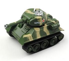"""Танк радиоуправляемый """"Tank-7"""" (СССР) микро"""