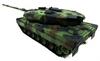 Танк радиоуправляемый Heng Long Leopard II A6 1:16 в металле с пневмопушкой и дымом - фото 3