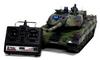 Танк радиоуправляемый Heng Long Leopard II A6 1:16 в металле с пневмопушкой и дымом - фото 5
