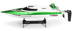 Фото 3 к товару Катер радиоуправляемый Fei Lun FT009 High Speed Boat зеленый