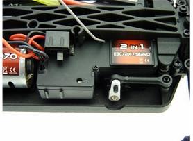 Фото 3 к товару Автомобиль радиоуправляемый Himoto Монстр Mastadon E18MT 1:18 белый