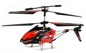 Фото 3 к товару Вертолет на инфракрасном управлении 3-к WL Toys S929 с автопилотом красный