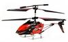 Вертолет на инфракрасном управлении 3-к WL Toys S929 с автопилотом красный - фото 3