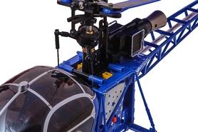 Фото 6 к товару Вертолет радиоуправляемый 4-к WL Toys V915 Lama синий