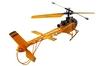 Вертолет радиоуправляемый 4-к WL Toys V915 Lama желтый - фото 4