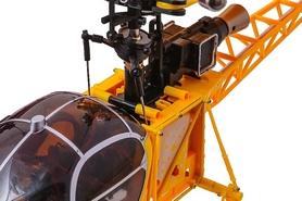 Фото 5 к товару Вертолет радиоуправляемый 4-к WL Toys V915 Lama желтый