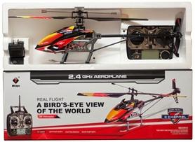 Фото 6 к товару Вертолет радиоуправляемый 4-к WL Toys V913 Sky Leader
