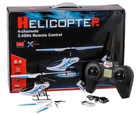 Фото 5 к товару Вертолет радиоуправляемый 4-к Xieda 9928 синий