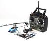 Вертолет радиоуправляемый 3D WL Toys V922 FBL синий - фото 4