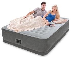 Фото 3 к товару Кровать надувная двуспальная Intex 64414 (152х203х46 см)