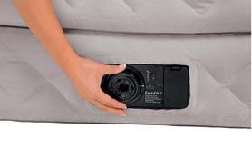 Фото 3 к товару Кровать надувная односпальная Intex с 66964 (99х191х51)