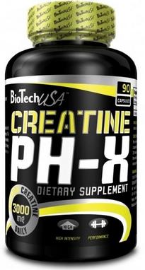 Креатин BioTech USA Creatine pH-X (90 капсул)