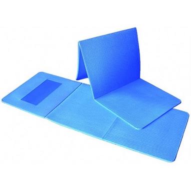 Коврик для йоги Alex 8 мм голубой