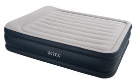 Кровать надувная двуспальная Intex 67738 (203х157х48 см)
