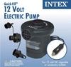 Насос электрический автомобильный Intex 66626 - фото 2