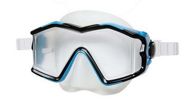 Маска для плавания детская Intex 55982 синяя
