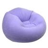 Кресло надувное Intex 68569 (107х104х69 см) фиолетовое - фото 1