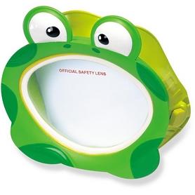 Маска для плавания Intex 55910 зеленая