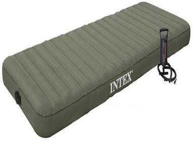 Матрас надувной односпальный Intex  68711 (76х191х15 см)