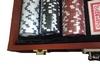 Набор игровой для покера, 300 фишек - уцененный* - фото 4
