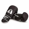 Перчатки боксерские Green Hill Wolf черные - фото 1