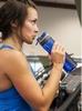 Бутылка спортивная Avex 71884 Wells 750 мл синяя - фото 4