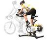 Велотренажер вертикальный ProForm Tour de France Centennial - фото 5