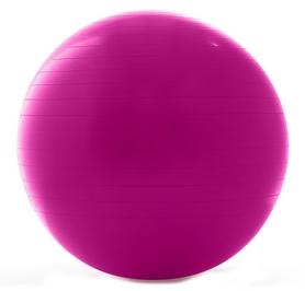Мяч для фитнеса (фитбол) ProForm 65 см розовый