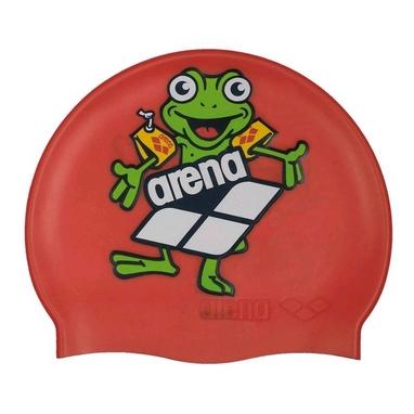 Шапочка для плавания Arena Multi Junior Cap 5 Arena World красная