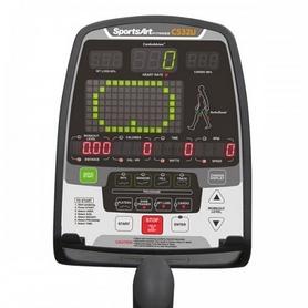 Фото 2 к товару Велотренажер электромагнитный (велоэргометр) SportsArt C532U