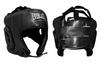 Шлем боксерский открытый Everlast BO-4493-R черный - фото 1