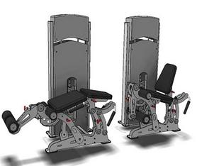 Тренажер для мышц сгибателей и разгибателей бедра Fit Way Factory Bridge Style A 103.1