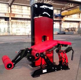 Фото 2 к товару Тренажер для мышц сгибателей и разгибателей бедра Fit Way Factory Bridge Style A 103.1