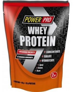 Протеин Power Pro Whey Protein (2000 г)