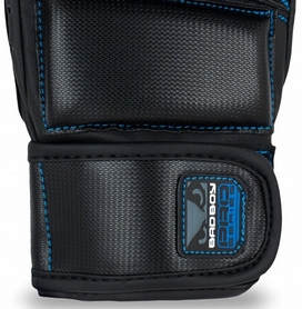 Фото 3 к товару Перчатки для MMA Bad Boy Pro Series 3.0 blue