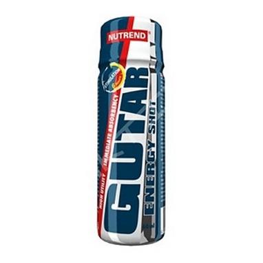 Спецпрепарат (предтренировочный комплекс) Nutrend Gutar Energy Shot (60 мл)