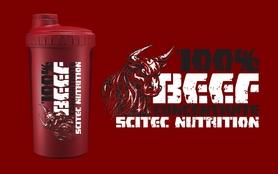 Фото 2 к товару Шейкер Scitec Nutrition Beef