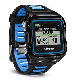 Фото 3 к товару Часы мультиспортивные Garmin Forerunner 920XT Black & Blue