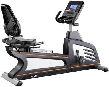 Велотренажер горизонтальный Fitex A2100