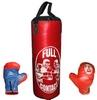 Набор боксерский детский Full Contact (42х18 cм) красный - фото 1