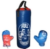 Набор боксерский детский Full Contact (52х20 cм) синий - фото 1