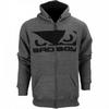 Кофта спортивная Bad Boy Fleece dark grey - фото 1