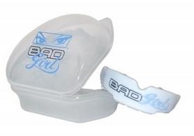 Капа боксерская женская Bad Girl blue