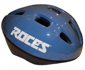 Фото 1 к товару Велошлем шосссейный Roces Fitness blue